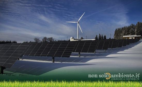 Fonti rinnovabili, ecco i dati di Terna: Italia al 42%