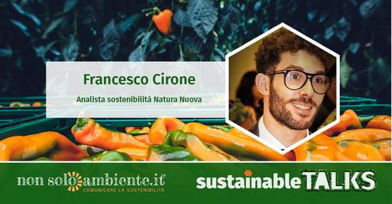 #SustainableTalks: Natura Nuova