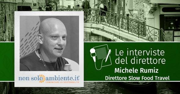Le interviste del Direttore: Michele Rumiz