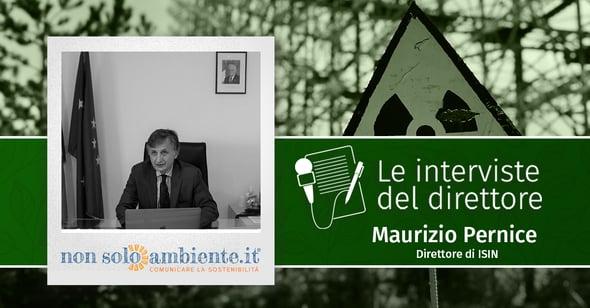 Le interviste del Direttore:Maurizio Pernice