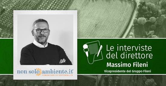 Le interviste del Direttore: Massimo Fileni