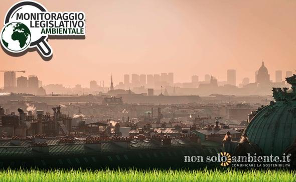 Qualità dell'aria: la Corte di giustizia dell'Unione europea condanna l'Italia