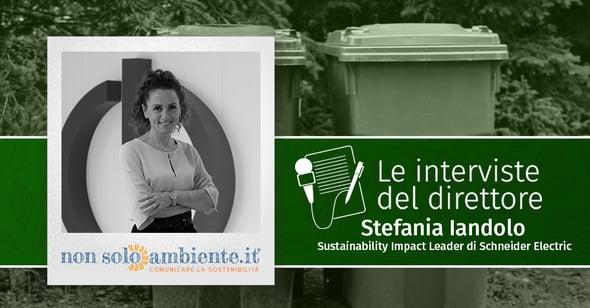 Le interviste del Direttore: Stefania Iandolo