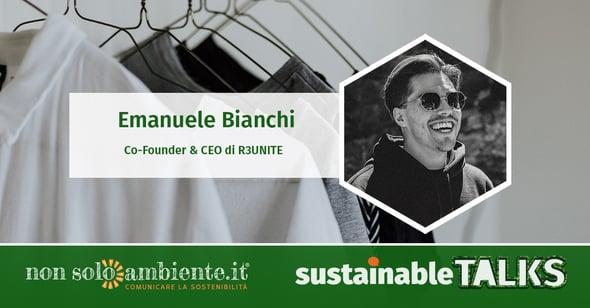 #SustainableTalks: R3UNITE