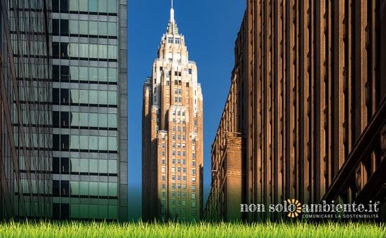 Tricolore a Times Square, Cassa Depositi e Prestiti fa parte del Nasdaq Sustainable Bond Network