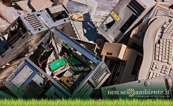Verso il potenziamento della raccolta dei rifiuti elettronici (RAEE)