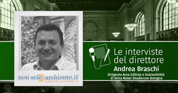 Le interviste del Direttore: Andrea Braschi