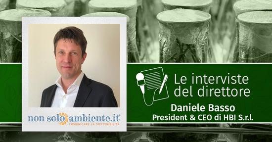 Le interviste del Direttore: Daniele Basso