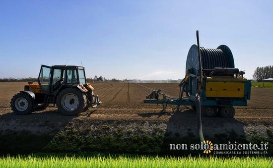 Agricoltura e acqua: cambio di passo in Europa per tutelare l'ecosistema