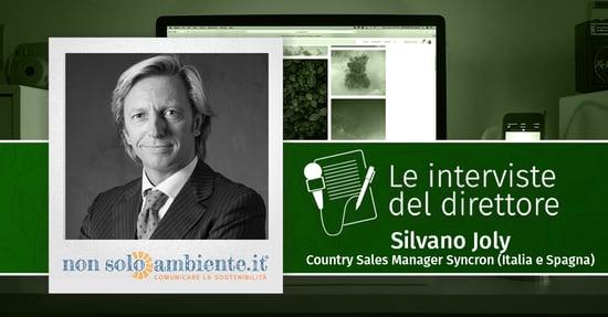 Le interviste del Direttore: Silvano Joly