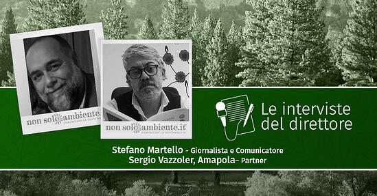 Le interviste del Direttore: Sergio Vazzoler e Stefano Martello