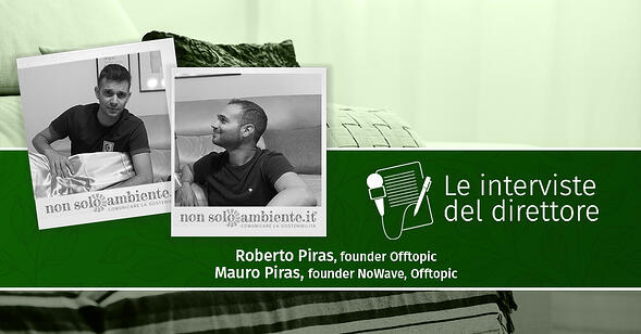 Le interviste del Direttore: Mauro e Roberto Piras