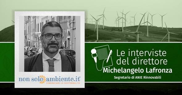 Le interviste del Direttore: Michelangelo Lafronza
