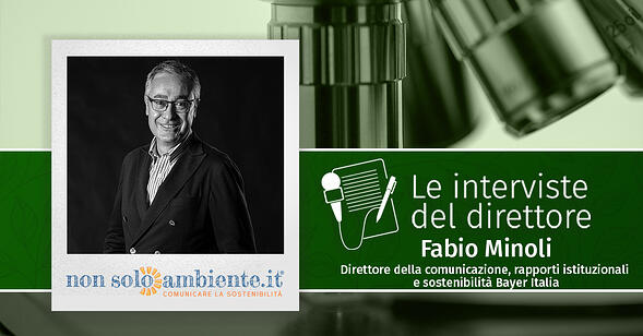 Le interviste del Direttore: Fabio Minoli