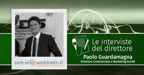 Le interviste del Direttore: Paolo Guardamagna