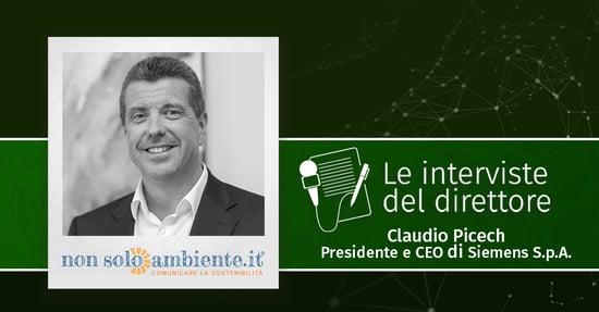 Le interviste del Direttore: Claudio Picech
