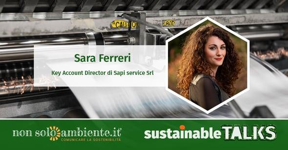 #SustainableTalks: Sapi