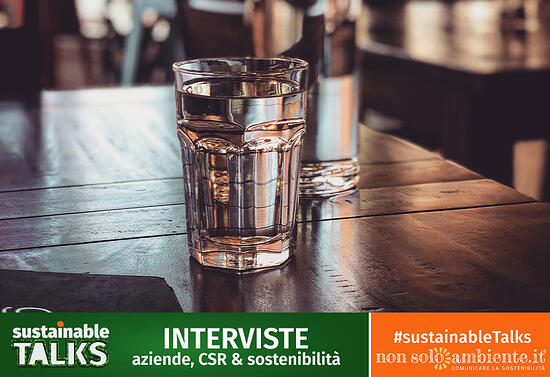 #SustainableTalks: Ilaria Lenzi di Gruppo Sanpellegrino