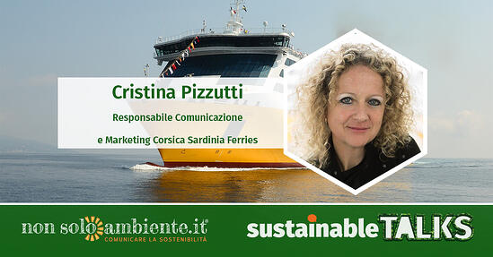 #SustainableTalks: Corsica Sardinia Ferries