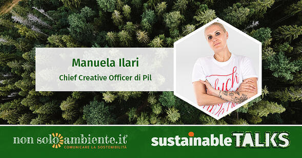 #SustainableTalks: Manuela Ilari di Ecopil