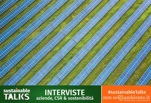 #SustainableTalks: Péter Ilyés di E.ON Italia