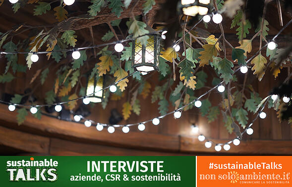 #SustainableTalks: Domiziana Illengo di Krill Design