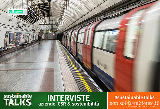 #SustainableTalks: Valentina Minetti di MM Spa