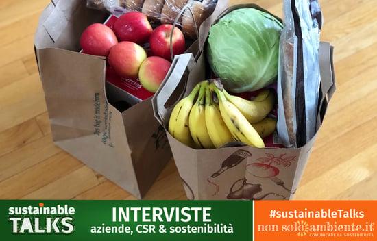 #SustainableTalks: Piero Scrobogna di Too Good To Go