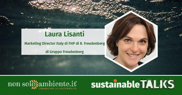 #SustainableTalks: Gruppo Freudenberg
