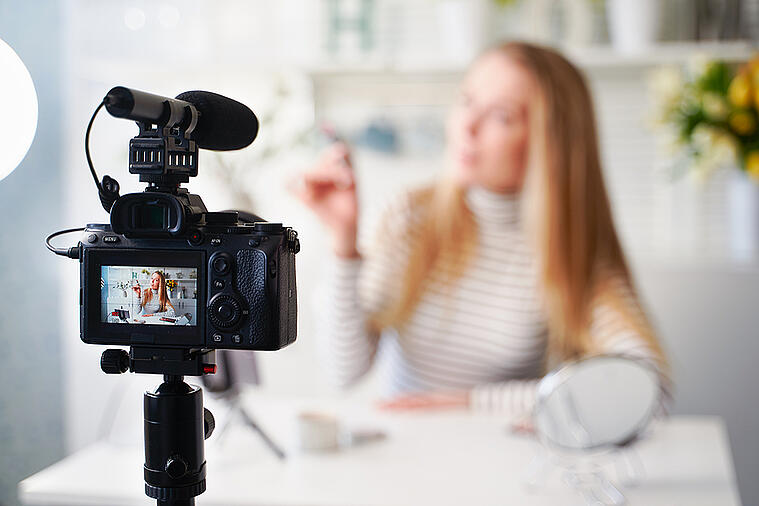 The Ease & Advantages of Video Content Marketing