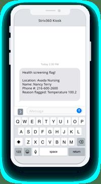 iphone_sms alert