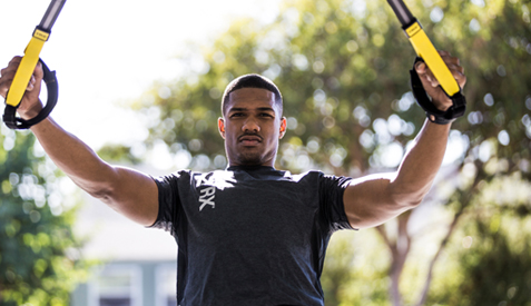 TWO TRX MOVES TO IMPROVE YOUR BALANCE