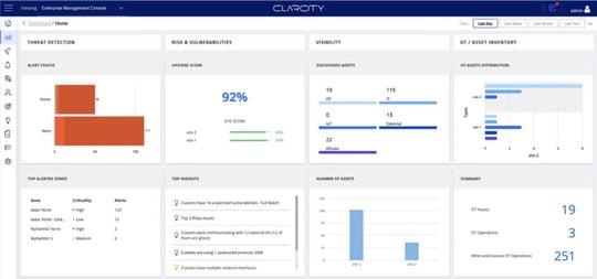 Claroty EMC