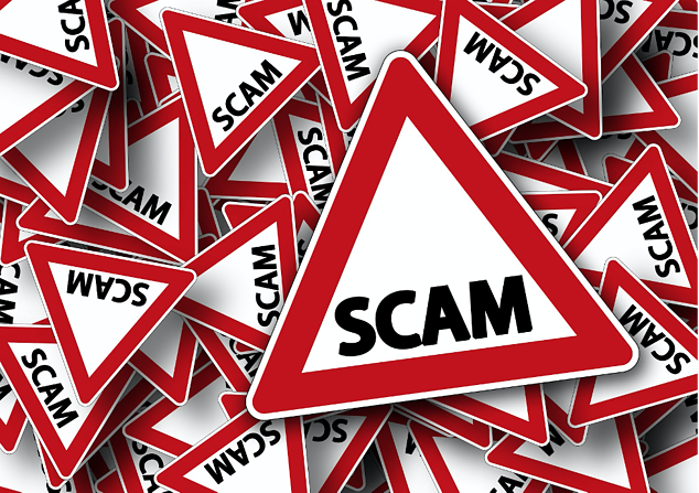 5 Common Internet Scams and How to Avoid Them