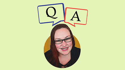 Peak Support Q&A: Alyssa Hedrick