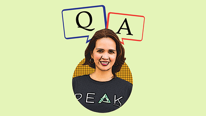 Peak Support Q&A: Marichel Natividad