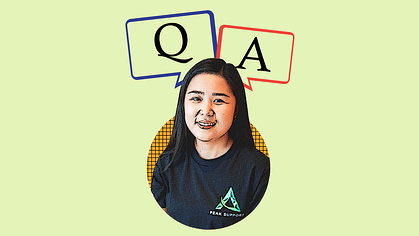 Peak Support Q&A: Maria Cecilia Acido
