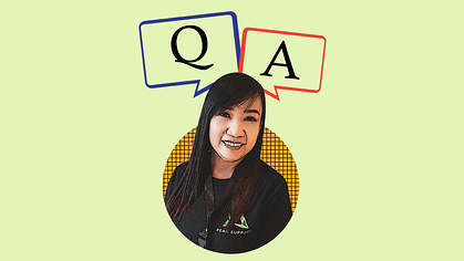 Peak Support Q&A: Mari Lou Nina Pineza