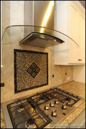 Metal Tile Backsplash Patterns Apex Custom Homes