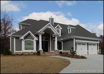 New home exterior styles 2014 home design trends New home front design