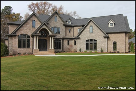 New Home Exterior Styles 2014 Home Design Trends