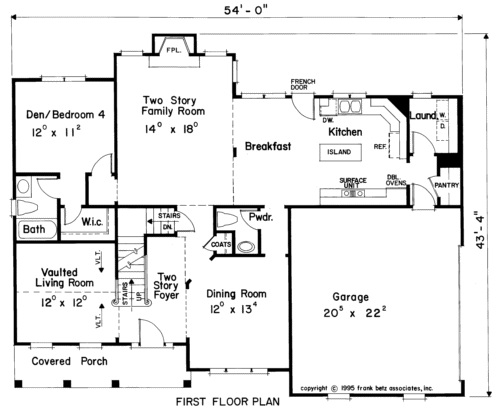 Four Bedroom House Plans 8 Hot Home With 4 Bedrooms