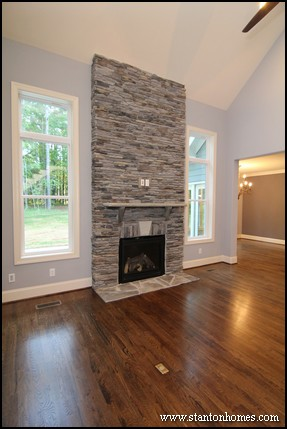 Custom Home Building and Design Blog | Home Building Tips | fireplace design ideas