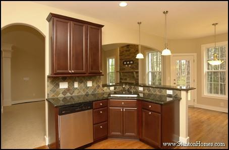 Kitchen Pass Through Ideas | 2014 Custom Home Design