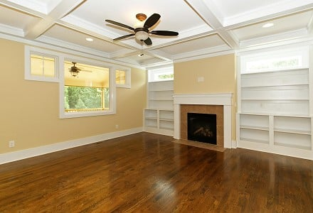What is the Hardest Hardwood Flooring | Durham Custom Home Builders