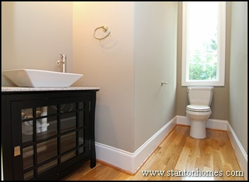 Powder Room Ideas | Top 5 Powder Room Designs for New Homes