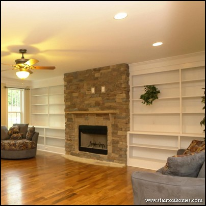 Woodwork fireplace surround bookcase plans pdf plans Fireplace plans