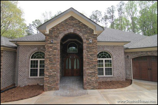 7 Ways To Craft Your Front Entrance Design Raleigh New Homes
