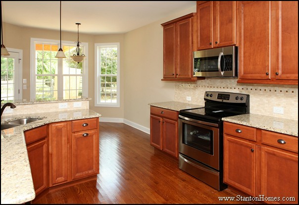 Why Should You Eliminate The Kitchen Island Raleigh New Homes