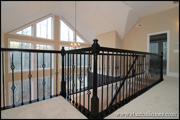 Two Story Great Room | Second Story Overlook